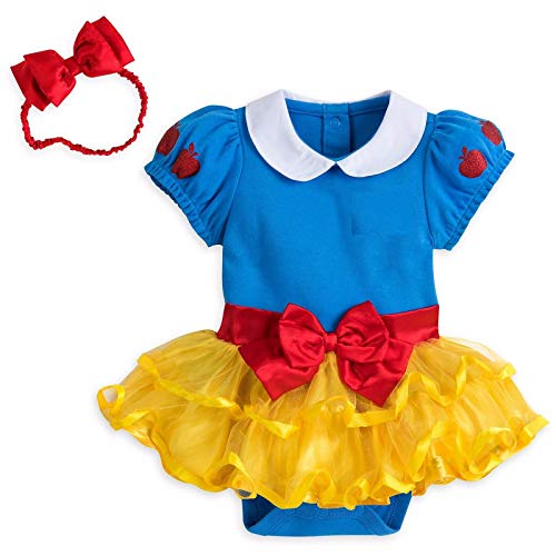 Disney - Snow White Costume Bodysuit for Baby - Size 18-24 Months -