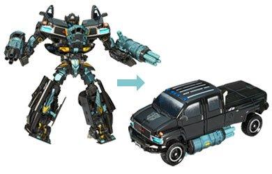 Transformers Premium Series - Transformers Movie Voyager: Premium Series Ironhide