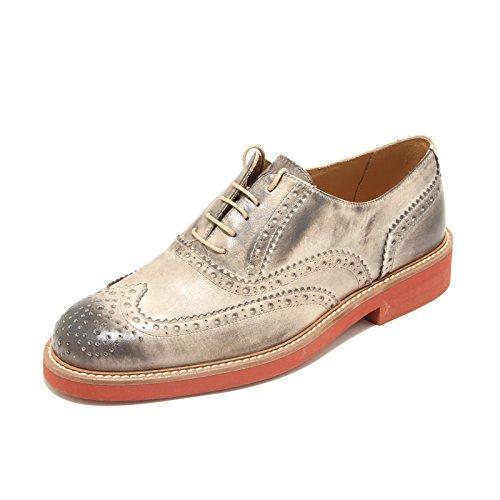 SAXONE Scarpa Scarpa 4207L Shoes Uomo Grigio Men Beige ZqZapw