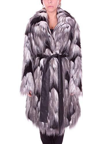Elisabetta Donna Franchi Cp08a77e2887 nero Bianco Poliestere Giacca Outerwear w74Trqw