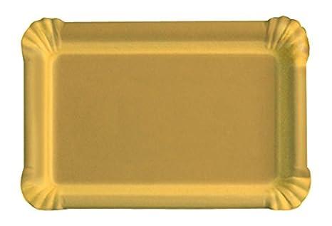 Garcia de Pou - Bandejas rectangulares de Unidad en Caja, 10 ...