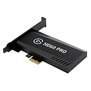 Elgato HD60 Pro, Capturas a 1080p y retransmisión directa sin retardo