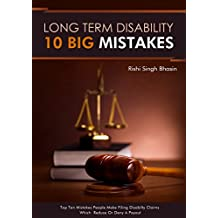 Long Term Disability Top 10 Mistakes