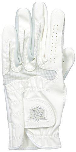 Wilson Staff Grip Soft Glove, Women's Left Hand, Medium