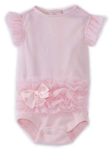 Vitamins Baby Baby Girls' Tutu Bodysuit