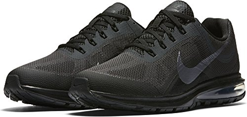 NIKE Men's Air Max Dynasty 2 Running Shoe Anthracite/Metallic Cool Grey/Black Size 12 M US ()