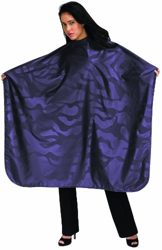 Betty Dain Bleachproof All-purpose Styling Cape, Purple from Betty Dain