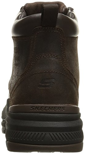 Skechers Usa Mens Holdren Norman Chukka Boot Brown