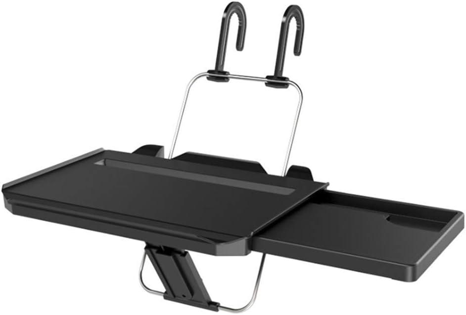Zjdu Auto Tablett Table Auto Tisch Lenkrad Tablett Und Fahrzeugsitz Mount Notebook Laptop Essen Schreibtisch Car Food Essen Tray Schwarz C Sport Freizeit