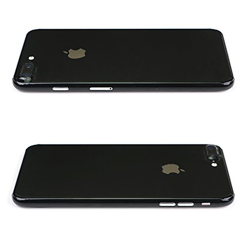 Toeoe iPhone Jet Black Skin, Full Body Protection Sticker Decal for iPhone...
