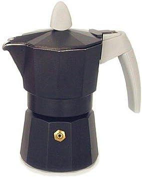 Valira NERA Estufa cafetera de Espresso 1 Tazas: Amazon.es: Hogar