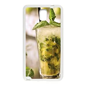 Fresh lemon drink nature style fashion phone case for samsung galaxy note3