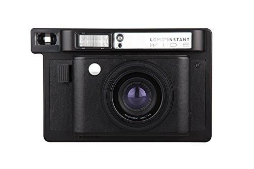 Lomography Lomo'Instant Wide Black - Instant Film Camera by Lomography