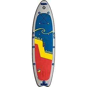 HALA GEAR Hala Rado Paddle Board With StompBox Inflatable SUP