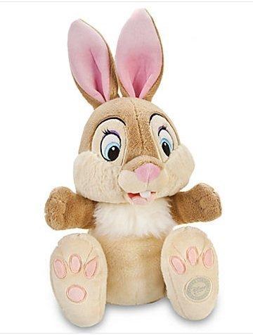 (Walt Disney Bambi Miss Bunny Plush 16'' H)