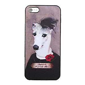 Elegant Animal Pattern Back Case for iPhone 5/5S