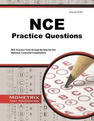 Read Online NCE Practice Questions( NCE Practice Tests & Exam Review for the National Counselor Examination)[NCE PRAC QUES][Paperback] ebook