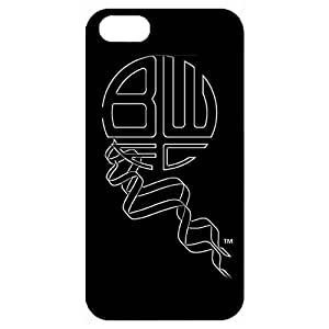 Cool Custome Design Bolton Wanderers Football Club Phone Case Hard Cover For Iphone 4 4s