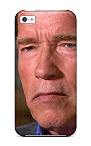 Rene Kennedy Cooper's Shop Top Quality Rugged Arnold Schwarzenegger Case Cover For Iphone 5c