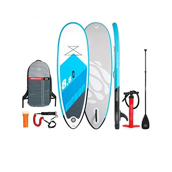 Kanqingqing-Sport Stand Up Paddel Gonfiabile Tutti i Livelli 8.8 Ft Gonfiabile SUP Stand Up Paddle Paddle Board… 1 spesavip