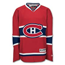 Montreal Canadiens 2015-16 Reebok Premier Youth Replica Home NHL Hockey Jersey