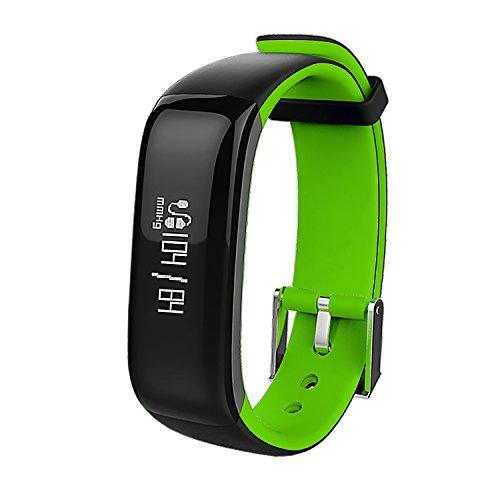 Smart Bracelet Intelligent Blood Pressure Monitors Green - 6