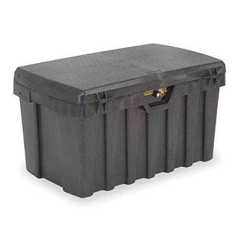 Contico 3725 37'' Portable Tool Box, Black by Contico