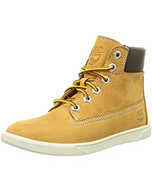 Groveton Wheat Nubuck Youth Ankle Boots