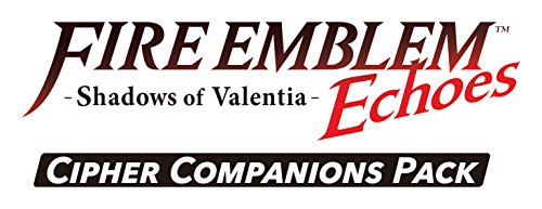 Fire Emblem Echoes: Shadows of Valentia Cipher Companions Pack - Nintendo 3DS [Digital Code] (Fire Emblem Echoes Shadows Of Valentia Nintendo 3ds)