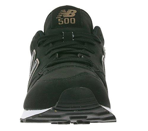 Nieuw Evenwicht Damen Gw500 Tennisschoen Schwarz