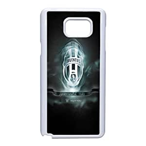 Lovely FC Juventus logo Phone Case For Samsung Galaxy Note 5 C56814