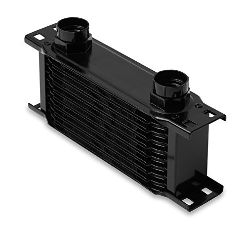 Earl's 21000AERL 10 Row Oil Cooler Core Black (Earls Oil Coolers)
