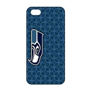 CCCM )NFL Seattle Seahawk 3D Phone Case for Iphone 6 plus 5.5