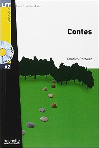 Contes. Livre and CD-Audio (Lff (Lire En Francais Facile))