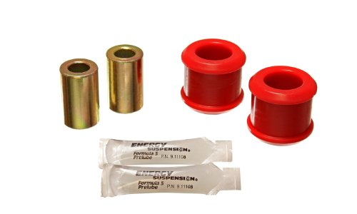 Energy Bushings Dodge Suspension Front - Energy Suspension 5.7116R TRACK ARM BUSHING SET