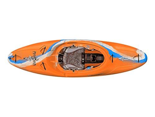 Dagger Mamba 8.1 Creeker Kayak - Blaze
