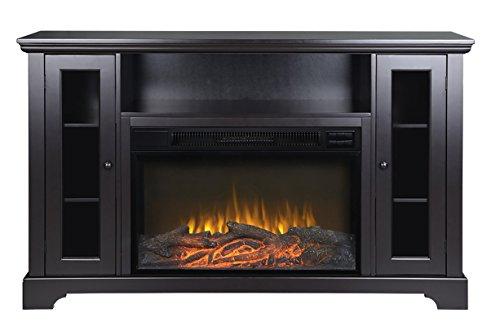 Homestar ZKINGWOOD Kingwood Wide Media Fireplace, 57