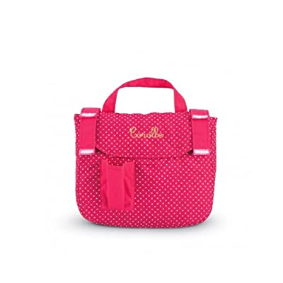 Corolle CLM96 Mon Classique Cherry Stroller Bag Doll: Toys & Games