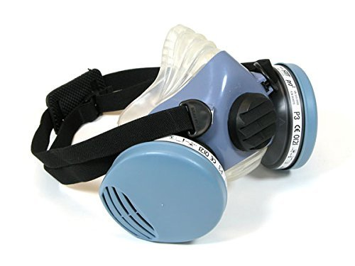Scott Profile 60 Half Mask M/L by Scott Health and Safety