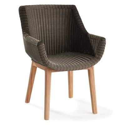 Wicker Accent Chairs.Amazon Com Wicker Accent Chair With Wood Base Accent Lounge Chair