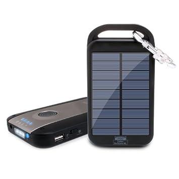 REVIVE Solar Restore XL - Cargador Solar Portátil para Móvil (6000 ...
