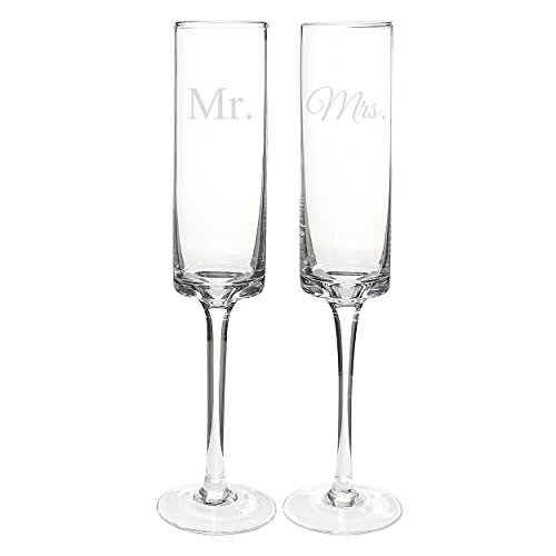 Cathys Concepts Contemporary Champagne Flutes product image