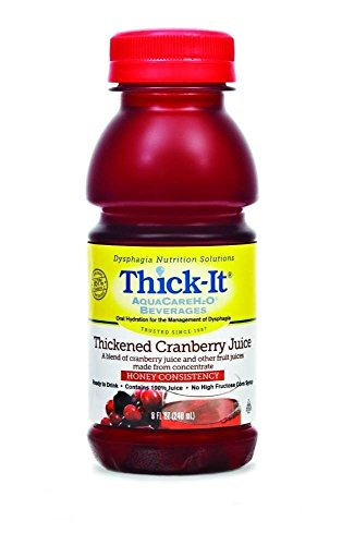 Thickened Cranberry Juice - 8