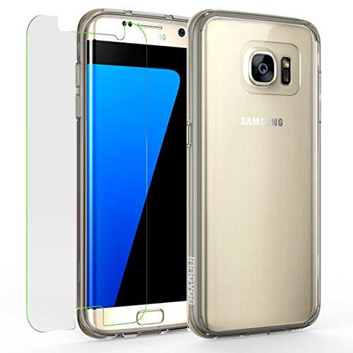 Verus Shine Guard TPU Case for Samsung Galaxy S7 (Black) - 2