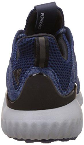 adidas Alphabounce Em M, Scarpe da Corsa Uomo, Blu (Maruni/Neguti/Azumis), 44 EU