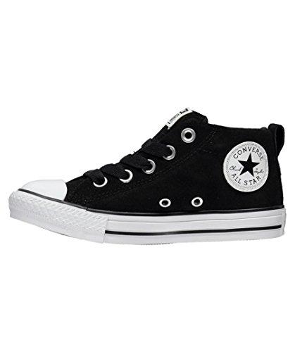 Converse Zapatillas Para NIÏ¿½a, Color Negro, Marca, Modelo Zapatillas Para NIÏ¿½a Ctas Street Negro Negro