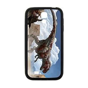 Creative Dinosaur Custom Protective Hard Phone Cae For Samsung Galaxy S4