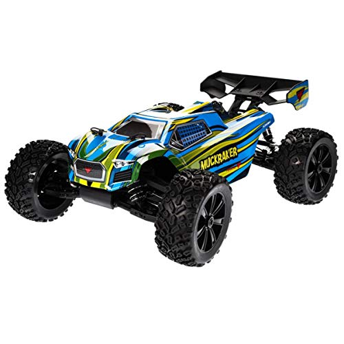 - Force RC 1/8 Muckraker 4WD Truggy Brushless RTR