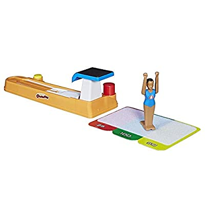 Fantastic Gymnastics Vault Challenge Game, Girls and Boys Ages 8+: Toys & Games