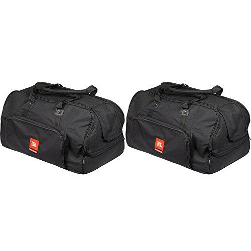 JBL Bags EON615-Bag with 10 mm Padding/Dual Accessories/Carry Handles for EON615 (Pair) by JBL Bags